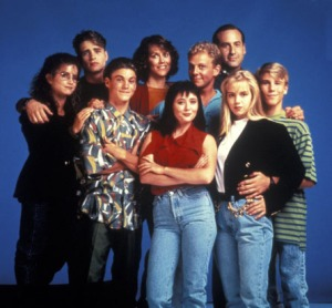 The original cast of 90210!